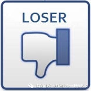 Loser Facebook Sign Picture