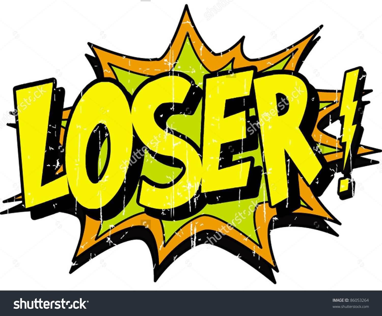 Loser Splash Comment Picture