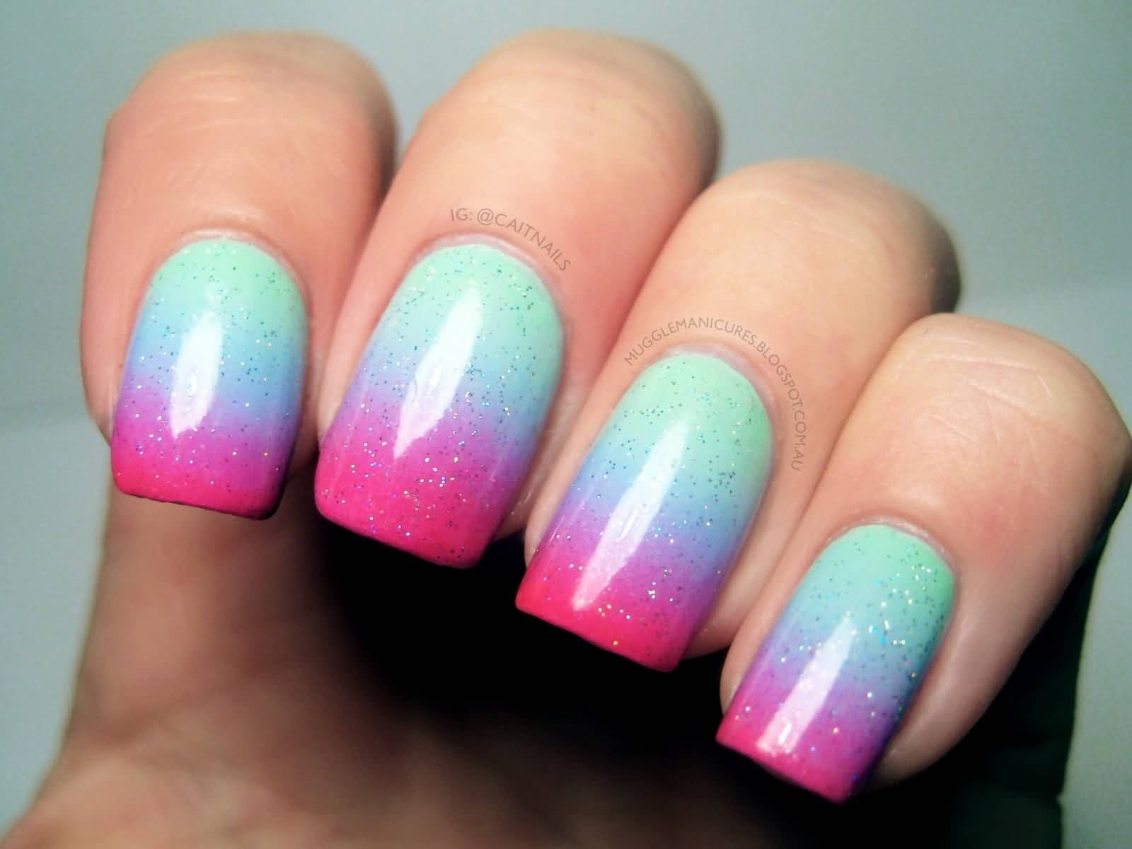 50+ Most Beautiful Pastel Nail Art Design Ideas For Trendy ...