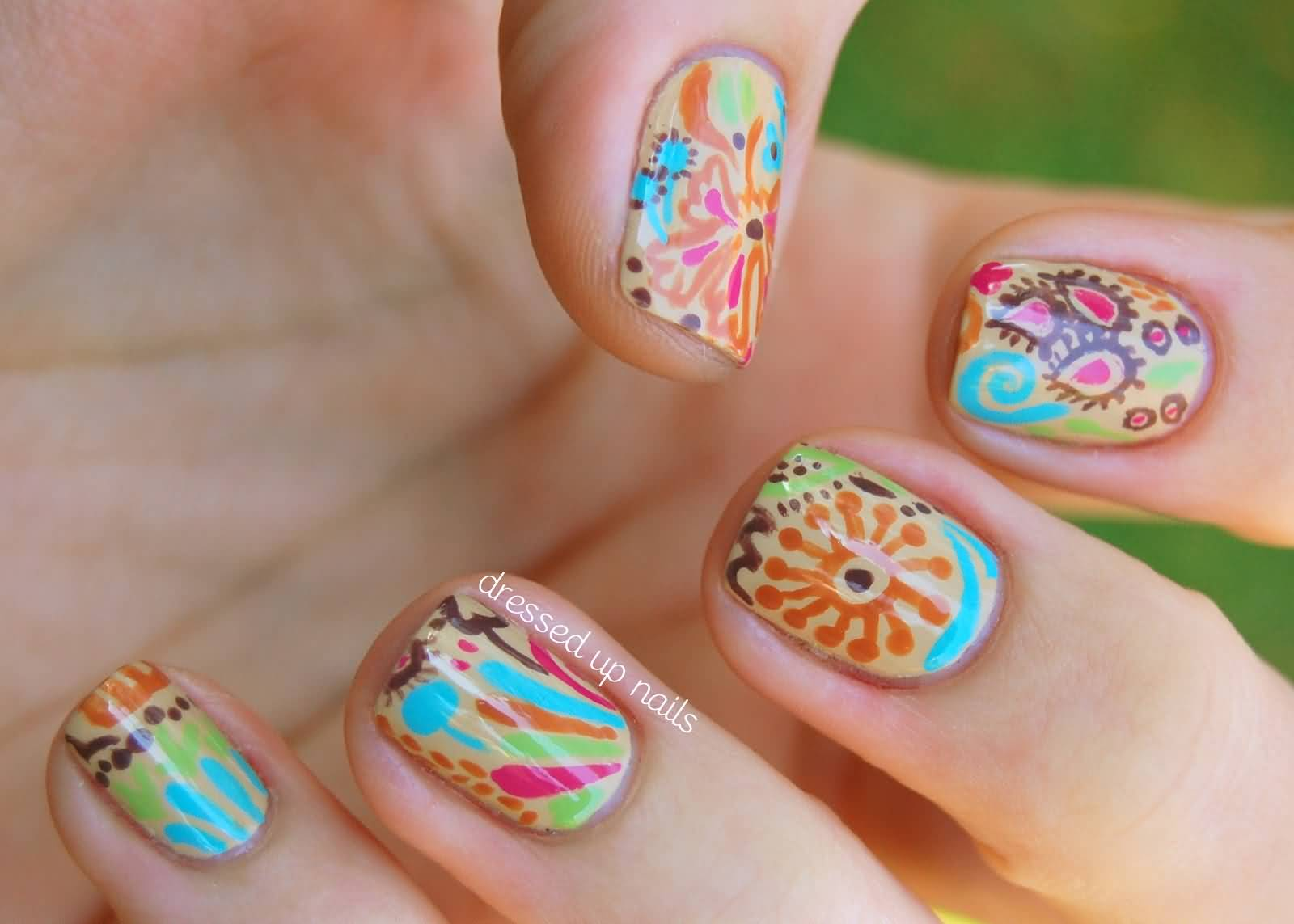 Nail Art Pastel Color The Best Inspiration For Design And Color Of