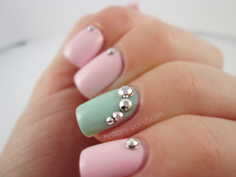 Lovely Nail Art Simple Easy Designs Huge Tutorial Nail Art Simple Flat Starry Night Nail Art Cute Nail Art Easy Youthful Toe Fungus Nail Polish ColouredHot Design Nail Polish 50  Most Stylish Pastel Nail Art Designs For Trendy Girls