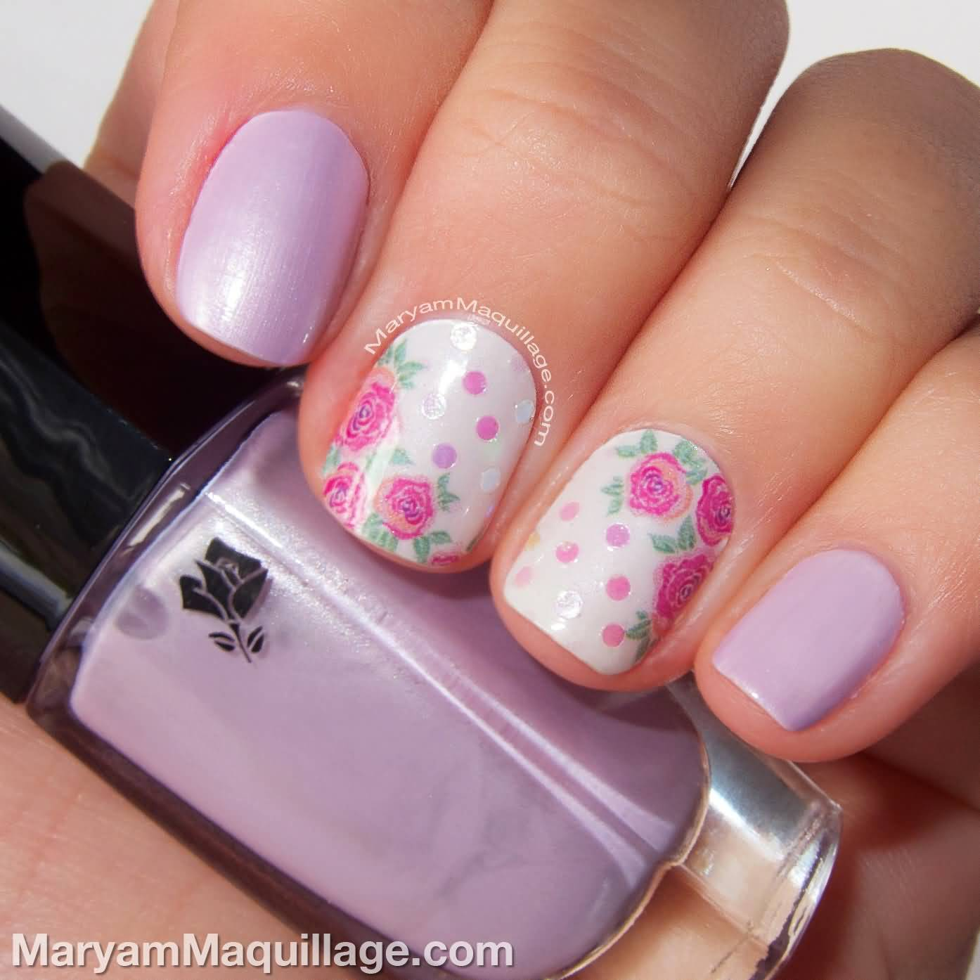 Spring Nail Art: 50+ Most Beautiful Pastel Nail Art Design Ideas For Trendy