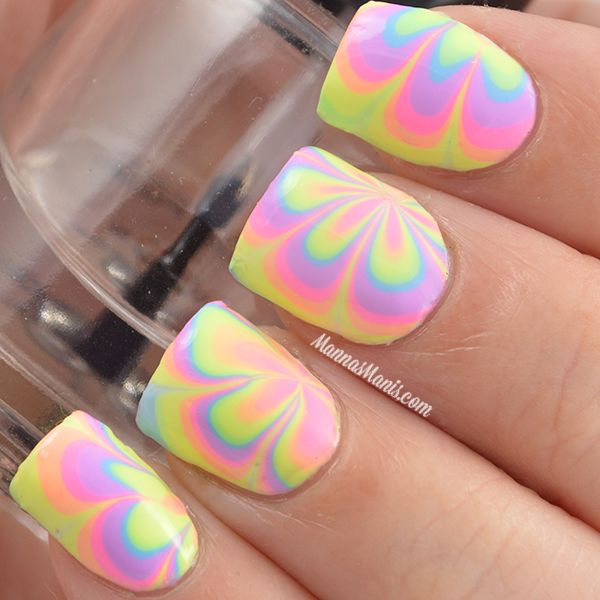Marble Nail Art: 50+ Most Stylish Pastel Nail Art Designs For Trendy Girls