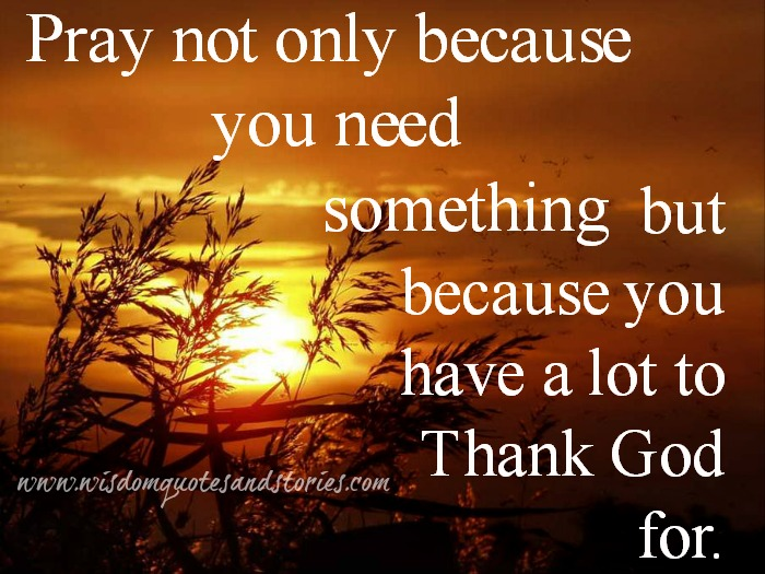 51 Best Thank God Picture And Images
