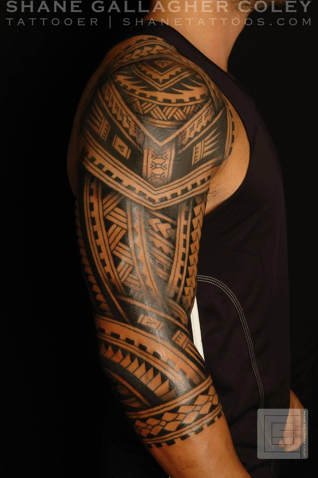 Samoan Tattoo: 38+ Incredible Samoan Tattoos