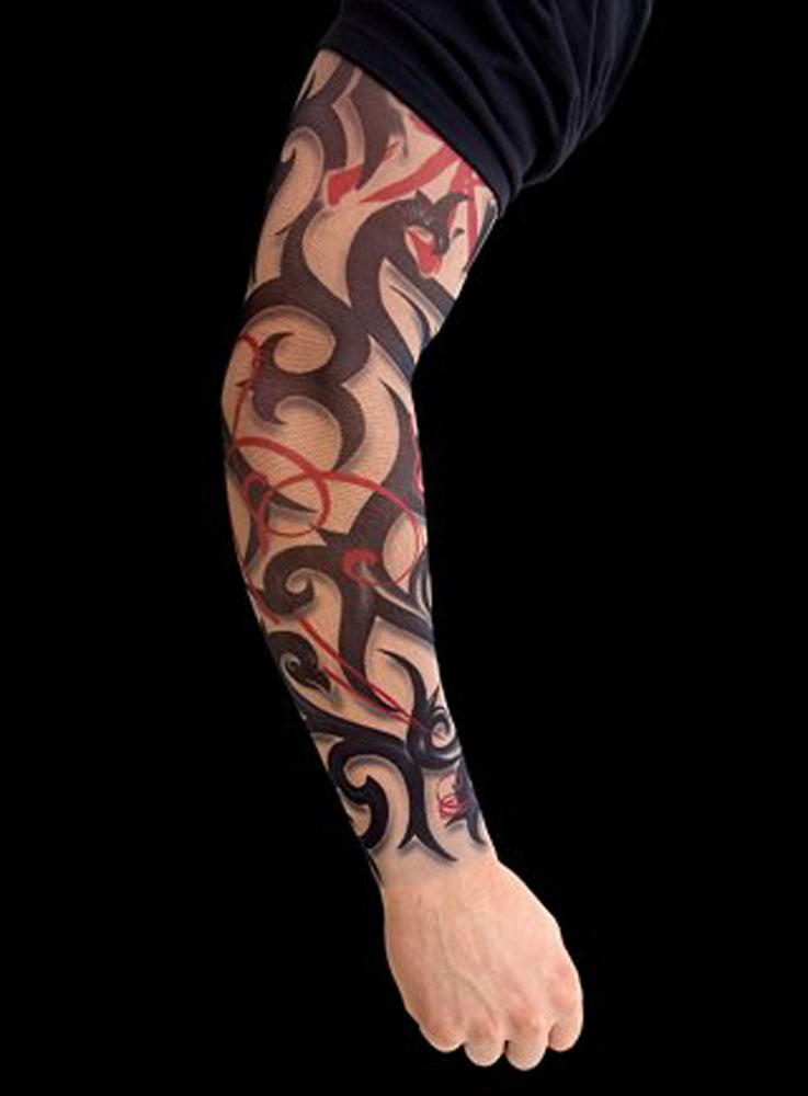 Tattoo Design Sleeve: 32+ Amazing Tribal Sleeve Tattoos