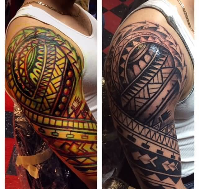 48 wonderful tribal tattoos