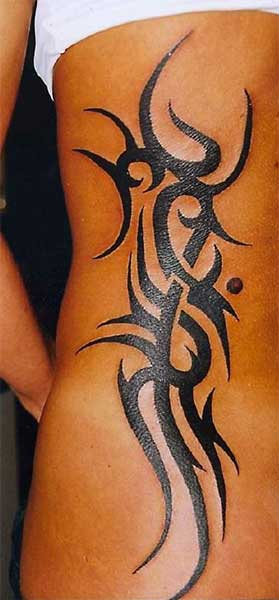 35+ Awesome Tribal Tattoos On Hips