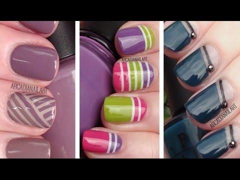 Nail design strips graham reid nail design strips graham reid nail art design  strips image collections - Nail Art Design Strips Images - Nail Art And Nail Design Ideas