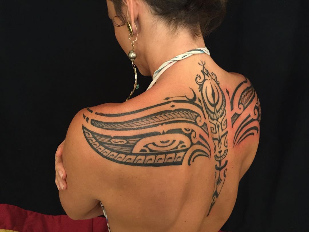 55+ Best Tribal Tattoos For Women