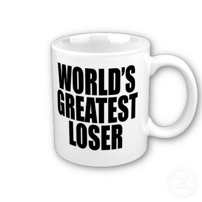 World's Greatest Loser Mug Picture