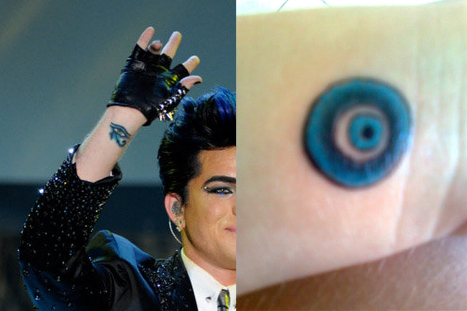 51 evil eye tattoos attractive greek evil eye tattoo on wrist buycottarizona Image collections