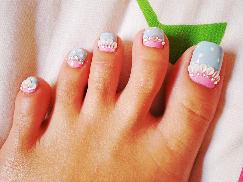 Nail art foot image collections nail art and nail design ideas nail foot designs gallery nail art and nail design ideas nail art on foot gallery nail prinsesfo Images