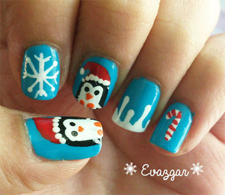 Nail design ideas for winter image collections nail art and nail cute  winter nail designs image - Cool Nail Designs For Winter Gallery - Nail Art And Nail Design Ideas