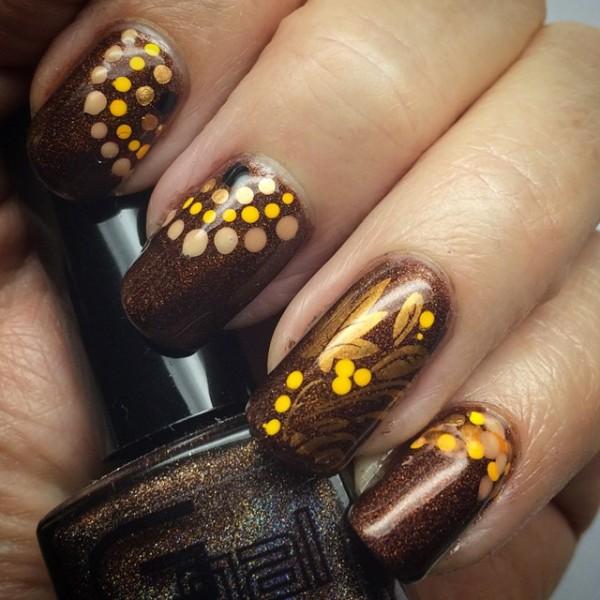 Fun Fall Nail Designs: 50+ Latest Autumn Fall Nail Art Design Ideas