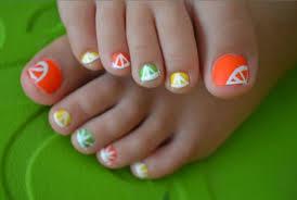 60 most beautiful toe nail art design ideas cute summer toe nail art prinsesfo Image collections