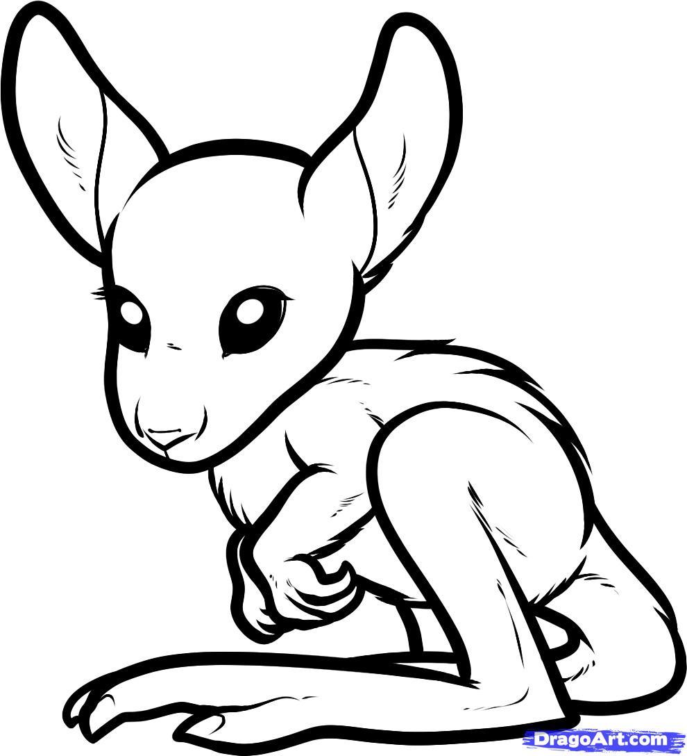 7 Kangaroo Baby Tattoos