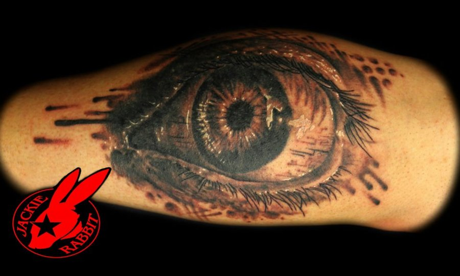 51 evil eye tattoos. Black Bedroom Furniture Sets. Home Design Ideas