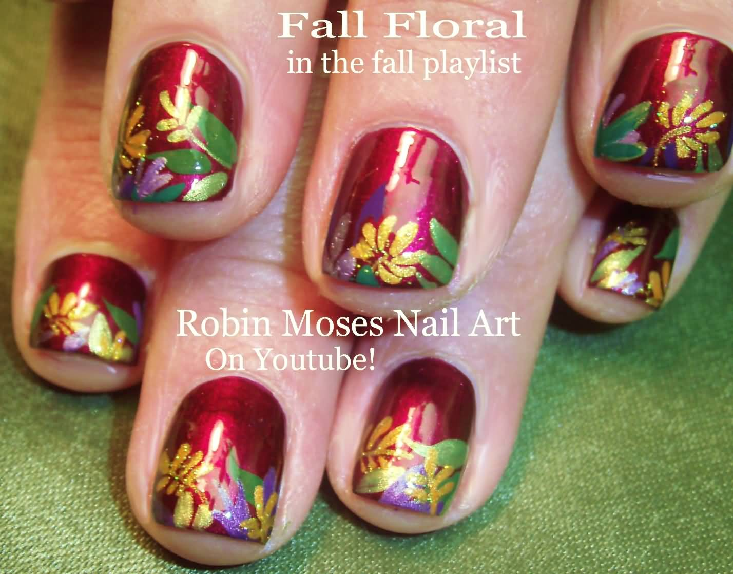 Easy fall nail art sonundrobin easy fall nail art prinsesfo Image collections
