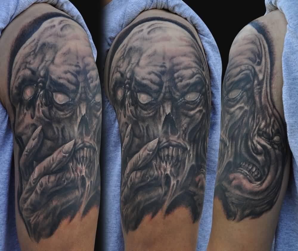 See No Evil, Hear No Evil, Speak No Evil Skull Designs