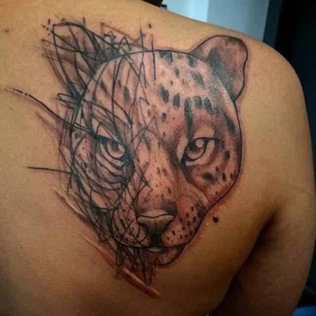 Askideas Com: Back Shoulder Tattoos