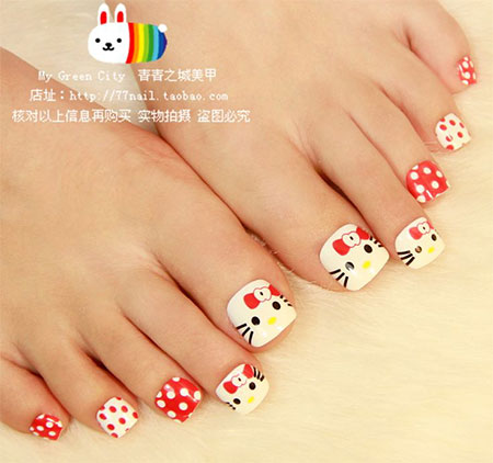 Toe nail art designs gallery image collections nail art and nail toe nail art designs gallery choice image nail art and nail nail art feet design gallery prinsesfo Images