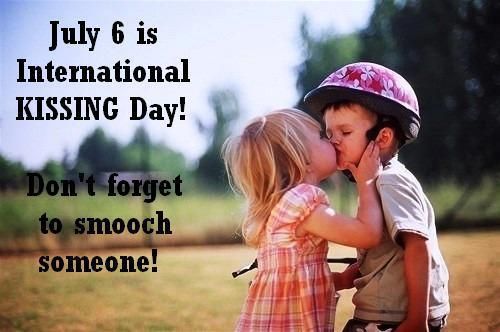 Image result for World Kiss Day