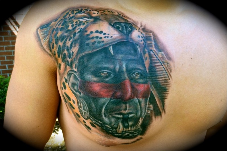50+ Wonderful Jaguar Tattoos