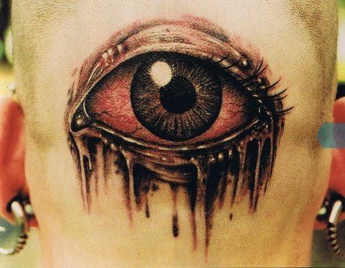 51 evil eye tattoos. Black Bedroom Furniture Sets. Home Design Ideas