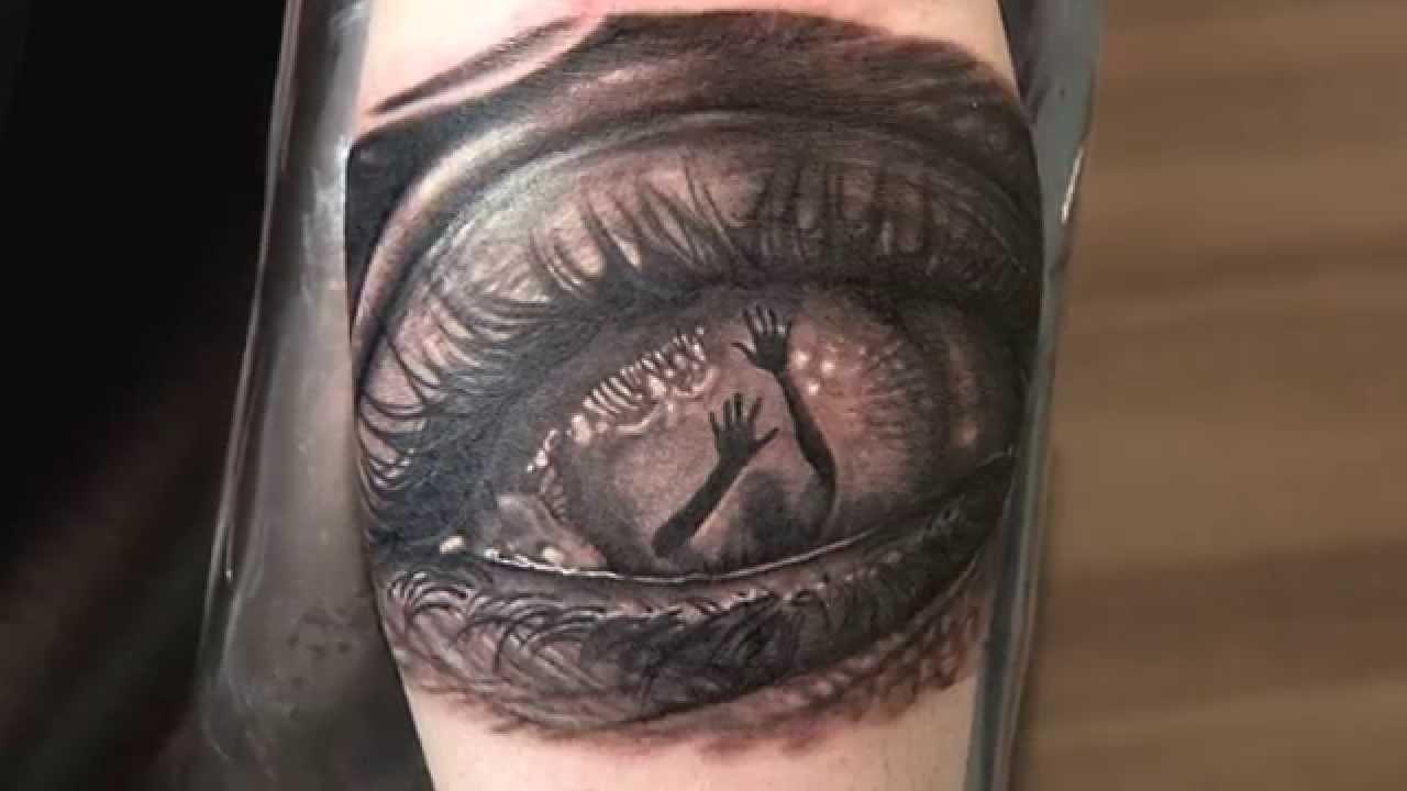 51 evil eye tattoos - Wicked 3d tattoos ...