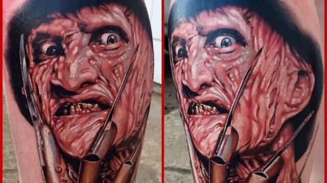 22+ Freddy Krueger Tattoo Designs