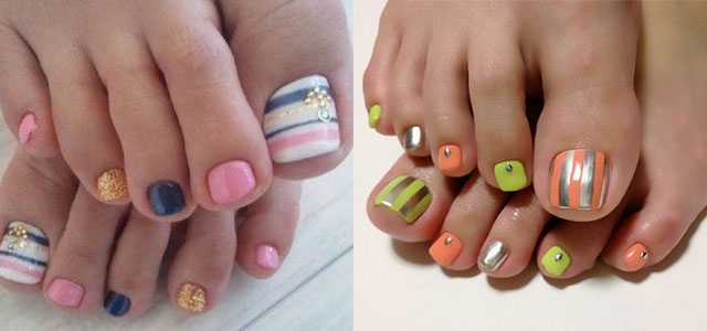 Easy Nail Art Designs For Legs Hession Hairdressing