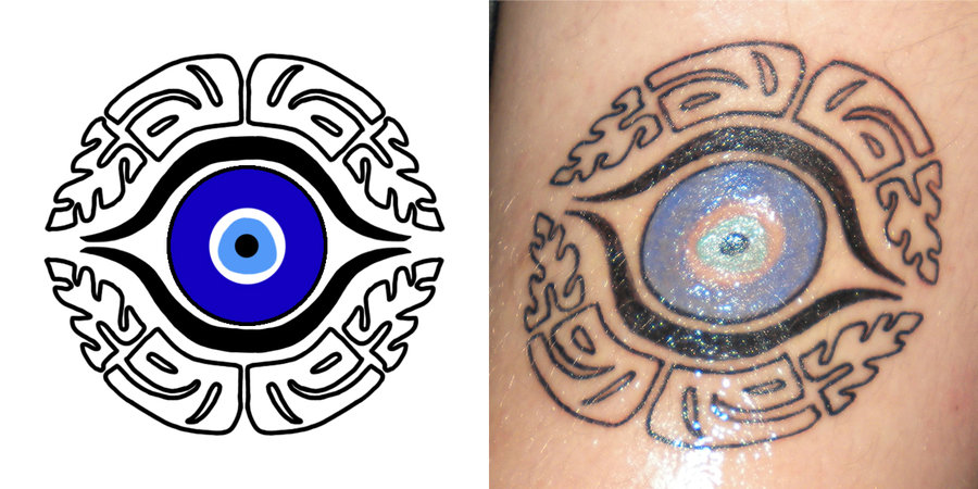 51 Evil Eye Tattoos