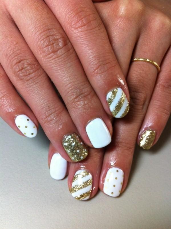 60 Best Winter Nail Art Design Ideas For Trendy Girls