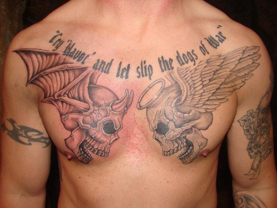 75+ Wonderful Evil Tattoos
