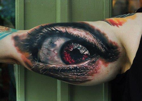 75 wonderful evil tattoos - Wicked 3d tattoos ...