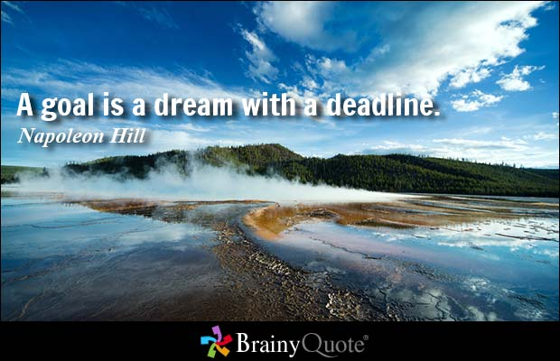Work hard to achieve your goals essay