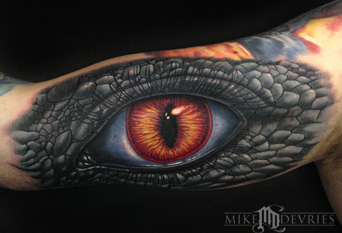 38 best reptile tattoos collection. Black Bedroom Furniture Sets. Home Design Ideas