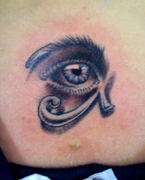 65 incredible horus eye tattoos. Black Bedroom Furniture Sets. Home Design Ideas