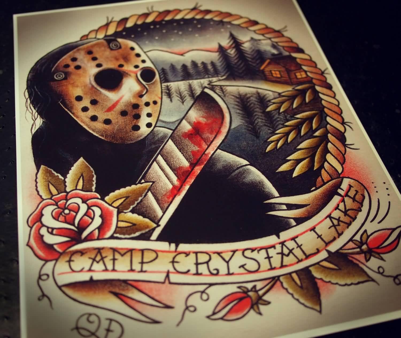 12 Best Jason Tattoo Designs