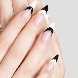 57 Most Beautiful Stiletto Nail Art Design Ideas