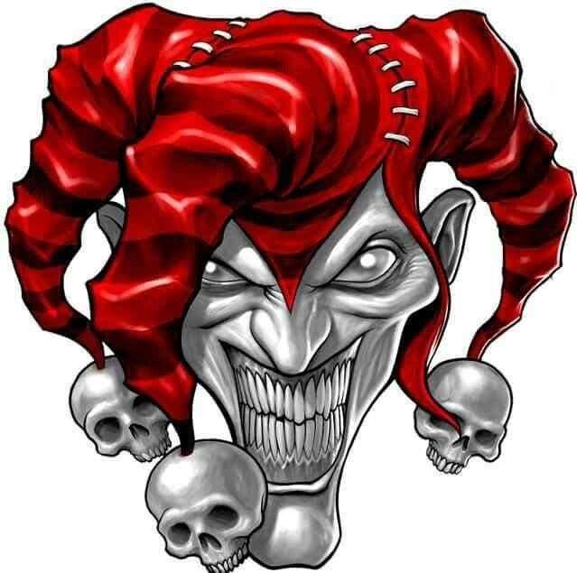 Tattoo Ideas Jester: 25+ Amazing Jester Tattoo Designs