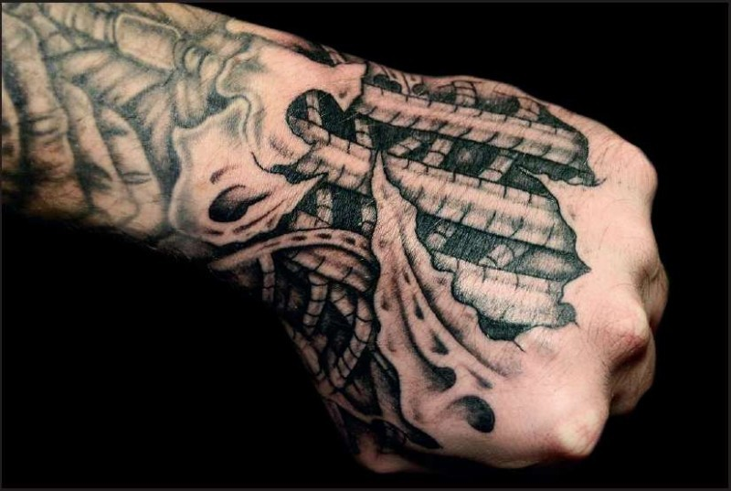 67 incredible mechanical tattoos. Black Bedroom Furniture Sets. Home Design Ideas