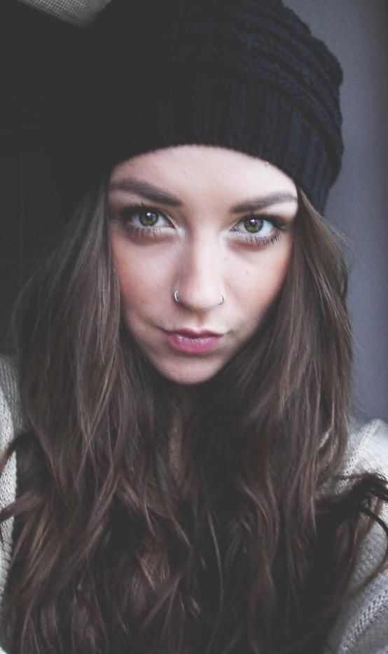 Double Nostril Piercing Ideas For Girls