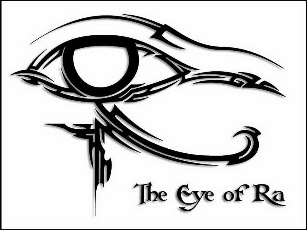 45 latest horus eye tattoo designs. Black Bedroom Furniture Sets. Home Design Ideas