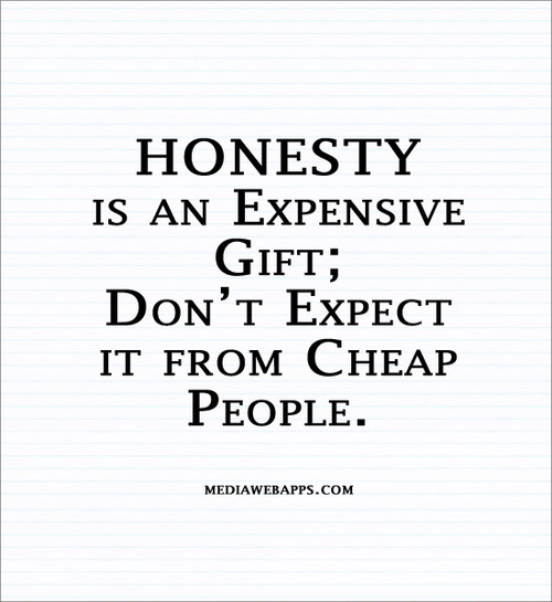 Honesty Quotes 70 Honesty Quotes Sayings About Being Honest