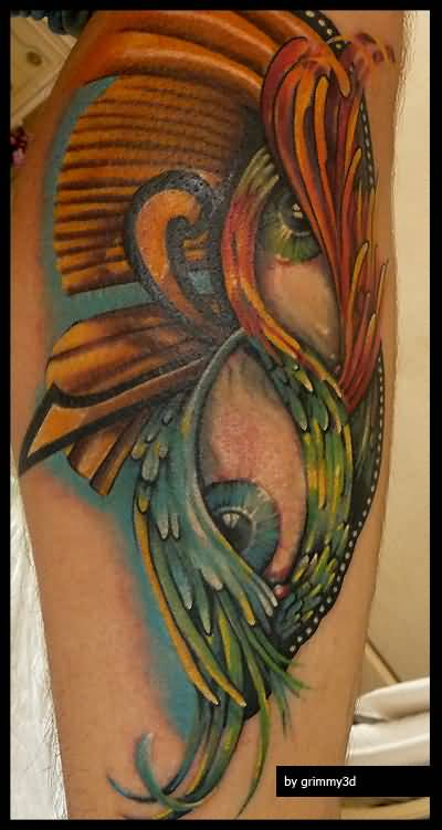 65+ Incredible Horus Eye Tattoos