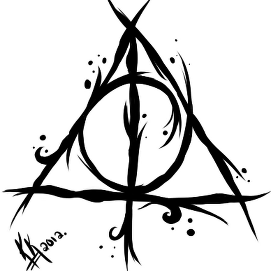 20 hallows tattoo designs lovely deathly hallows tattoo design biocorpaavc