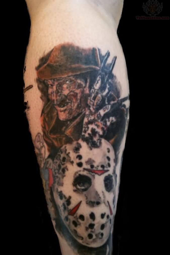 45+ Mind Blowing Jason Tattoos