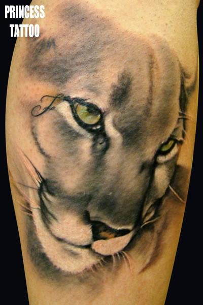 15+ Nice Puma Tattoos